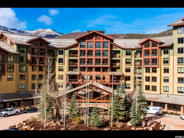 3855 N Grand Summit Dr 427/29, Park City, UT 84098 (#1511310) :: Red Sign Team