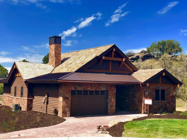 147 N Club Cabins Ct Cc-8, Heber City, UT 84032 (#1511333) :: The Fields Team