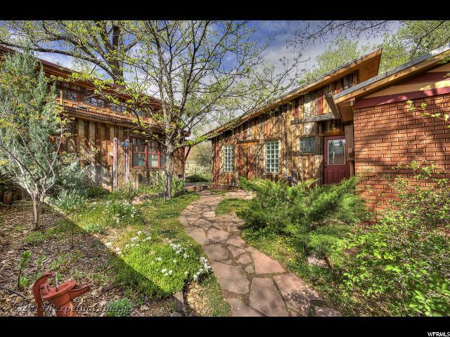 51 E 200 S, Moab, UT 84532 (#1511526) :: Powder Mountain Realty