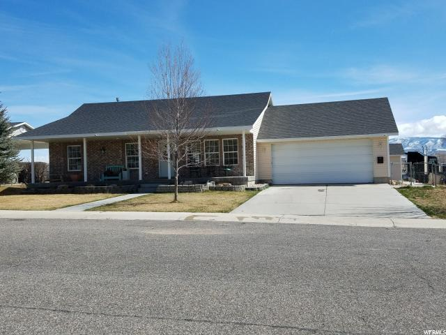 318 N Valley View Dr, Gunnison, UT 84634 (#1511734) :: Exit Realty Success
