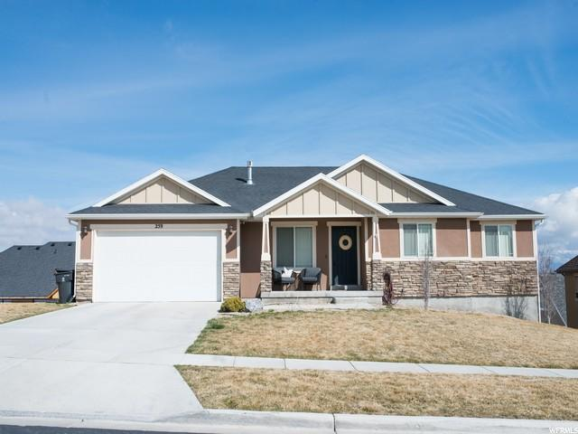 259 W Summerhill, Saratoga Springs, UT 84045 (#1511841) :: R&R Realty Group