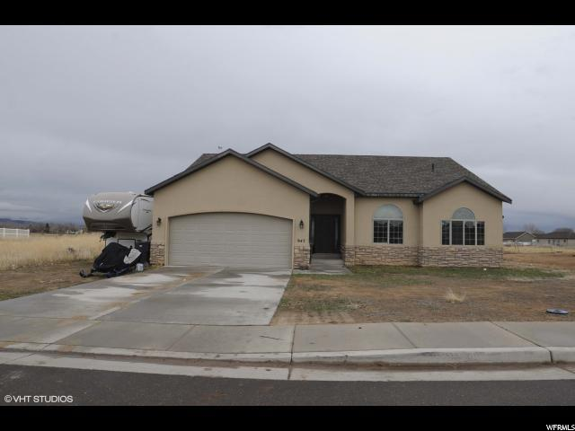 947 S 250 W, Vernal, UT 84078 (#1512291) :: Exit Realty Success