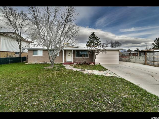 3391 Beehive St W, West Valley City, UT 84119 (#1512420) :: Exit Realty Success