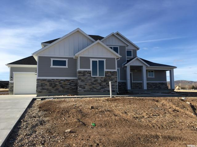 851 S Spruce Way W, Francis, UT 84036 (MLS #1513095) :: High Country Properties