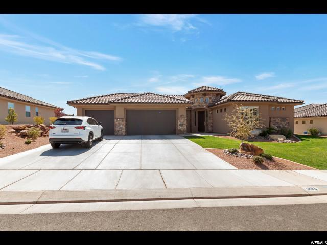 1854 E 1220 S, St. George, UT 84790 (#1513161) :: Exit Realty Success