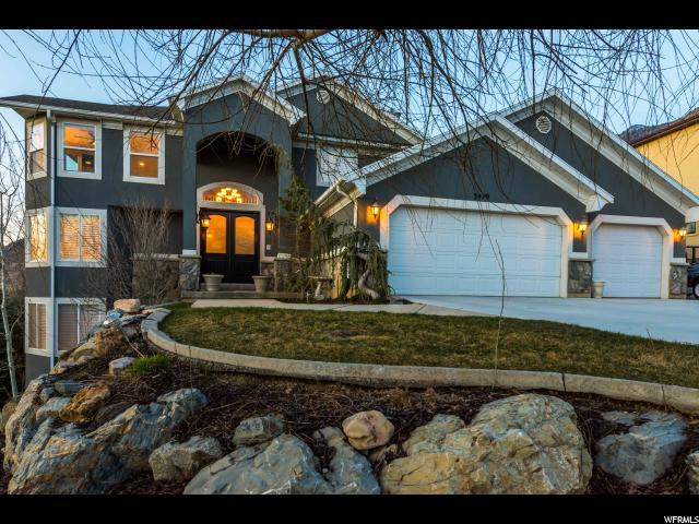 3419 E Gun Club Rd, Holladay, UT 84121 (#1513223) :: goBE Realty