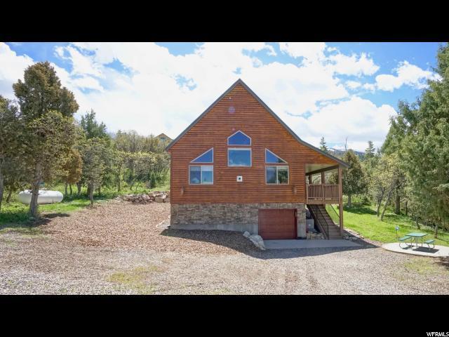 42 Oak Crest Dr #42, Mount Pleasant, UT 84647 (#1513571) :: Big Key Real Estate