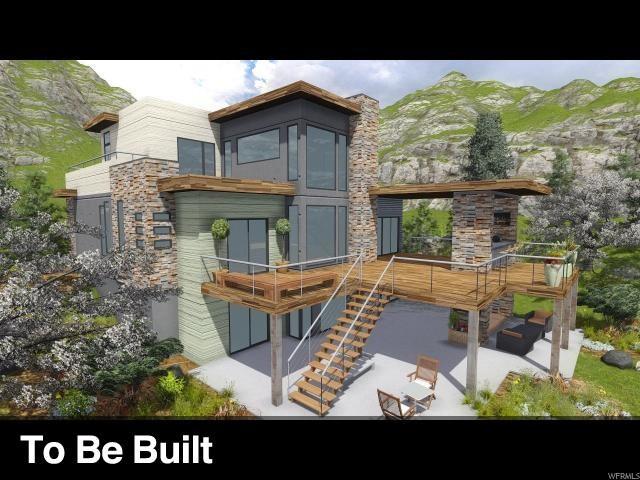 955 E Canyon Gate Rd, Park City, UT 84098 (#1513877) :: Big Key Real Estate