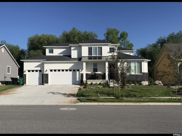 727 W Abbey Way, Layton, UT 84041 (#1513945) :: RE/MAX Equity
