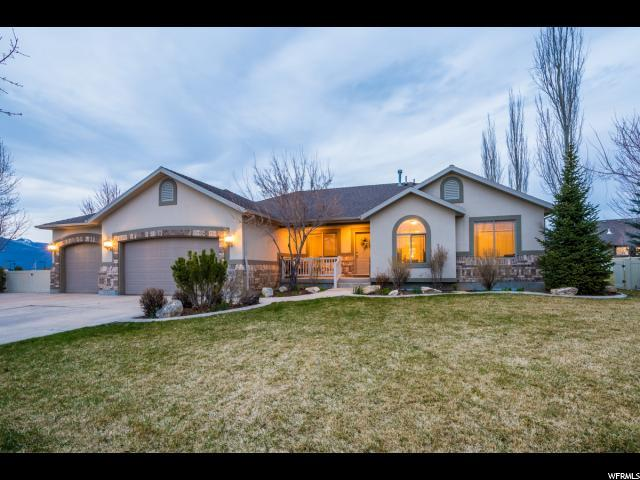 1863 Fieldstone Ln, Heber City, UT 84032 (MLS #1514260) :: High Country Properties