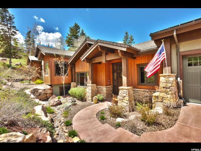 7148 Canyon Dr, Park City, UT 84098 (#1514338) :: Red Sign Team