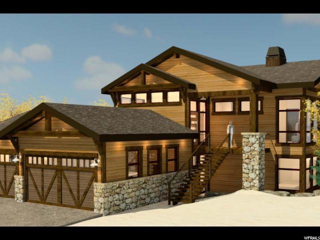 3474 Creek Crossing Dr, Park City, UT 84098 (MLS #1514386) :: High Country Properties