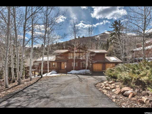 7318 Pinebrook Rd, Park City, UT 84098 (#1514679) :: Exit Realty Success