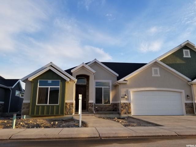 2375 W 1160 N Lot 19, Provo, UT 84601 (#1514904) :: Exit Realty Success
