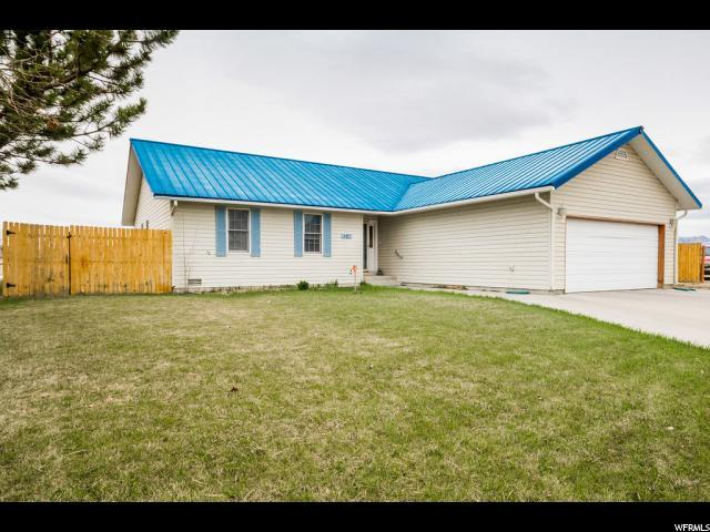 1316 W 200 N, Vernal, UT 84078 (#1515081) :: Exit Realty Success