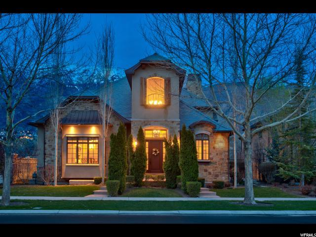 4320 Stone Crossing Way N, Provo, UT 84604 (#1515392) :: RE/MAX Equity