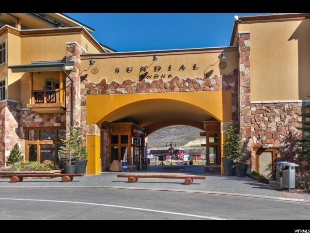 3720 Sundial N C309, Park City, UT 84098 (#1515499) :: Bustos Real Estate | Keller Williams Utah Realtors
