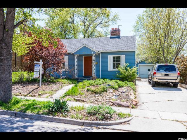 1216 E Harrison Ave S, Salt Lake City, UT 84105 (#1515544) :: Colemere Realty Associates