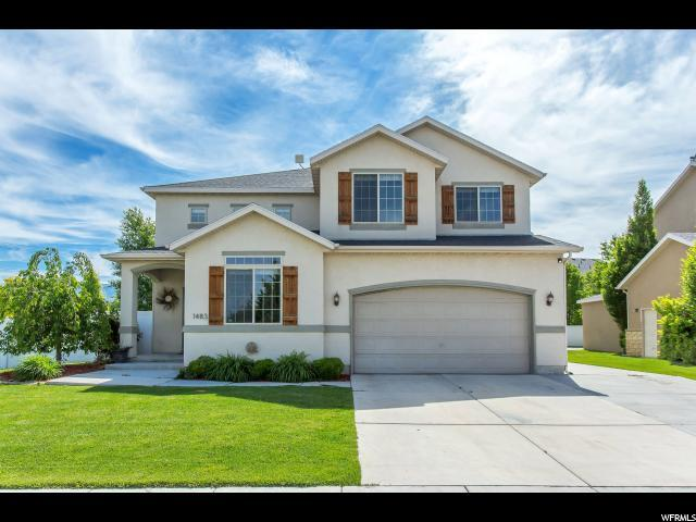 1483 S Spring Creek Dr, Lehi, UT 84043 (#1515746) :: Big Key Real Estate