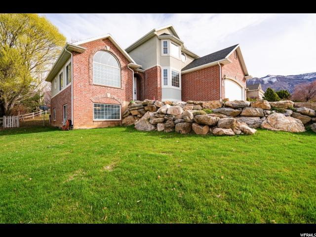 162 W 4050 N, Pleasant View, UT 84414 (#1516908) :: Exit Realty Success