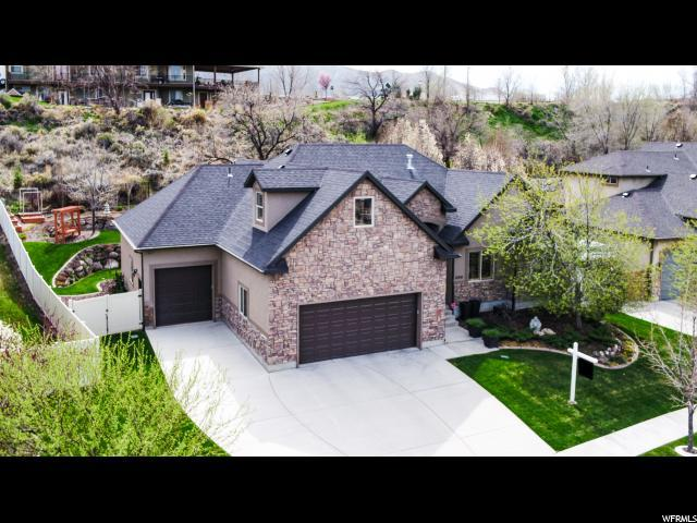 14341 S Stone Fly Dr W, Bluffdale, UT 84065 (#1517066) :: Colemere Realty Associates