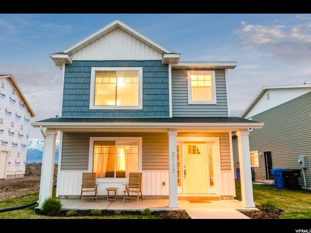 2117 S 1450 W, Wellsville, UT 84339 (#1517141) :: Big Key Real Estate