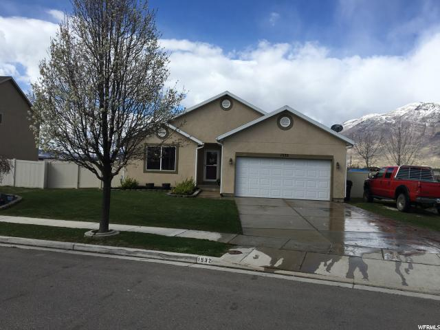 1532 W 630 N, Lindon, UT 84042 (#1517340) :: The Utah Homes Team with iPro Realty Network