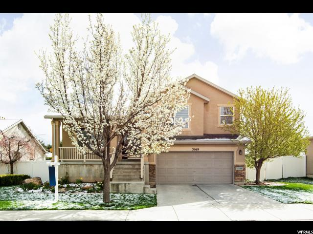 3169 S Eagle Rock Way, West Valley City, UT 84120 (#1517362) :: The Fields Team