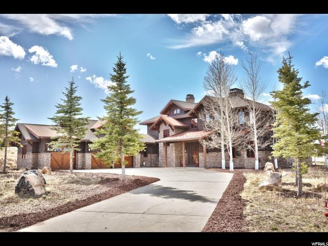 2384 Saddlehorn Dr, Park City, UT 84098 (#1517444) :: Big Key Real Estate