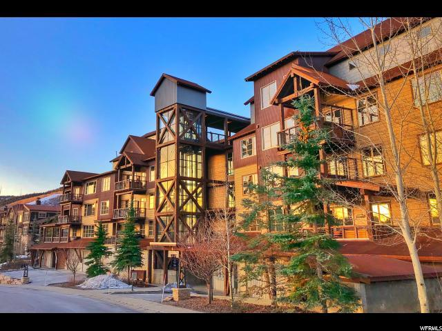 1825 Three Kings Dr #202, Park City, UT 84060 (#1517639) :: Exit Realty Success