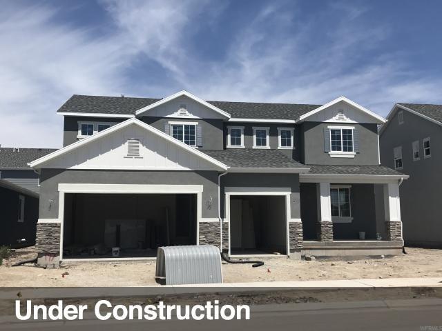 157 E 500 N Lot147, Vineyard, UT 84058 (#1517681) :: Big Key Real Estate