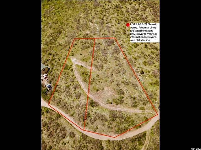 2431 Upper Ridge Rd, Kamas, UT 84036 (MLS #1517753) :: High Country Properties