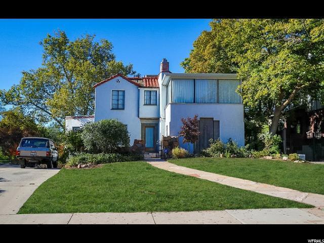 980 S Military Dr E, Salt Lake City, UT 84108 (#1517993) :: Big Key Real Estate