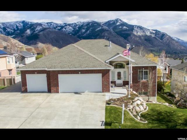 3646 King Hill Dr, North Ogden, UT 84414 (#1518197) :: Red Sign Team