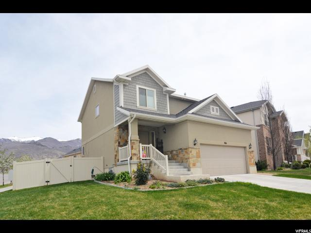 861 S Chestnut Dr, Fruit Heights, UT 84037 (#1518307) :: Exit Realty Success
