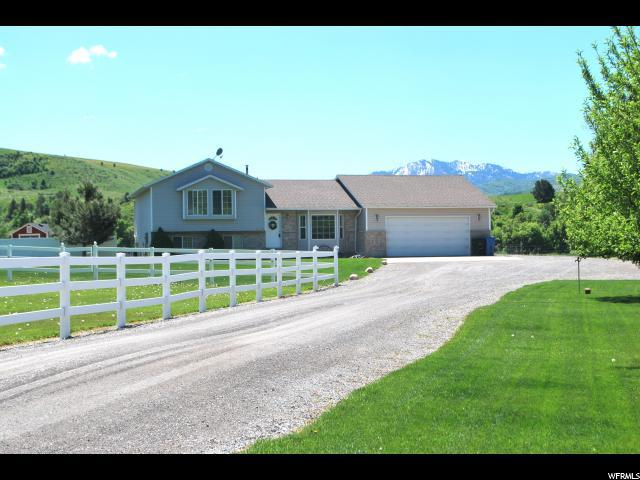 816 E Canyon Rd, Avon, UT 84328 (#1518504) :: The Fields Team