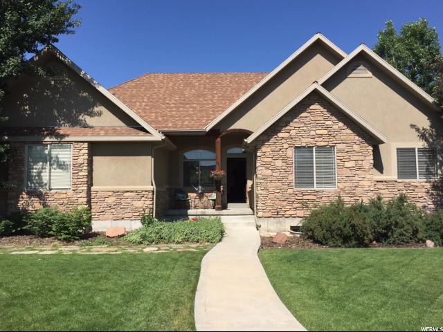 1014 Cobblestone Dr, Heber City, UT 84032 (#1518528) :: The Fields Team