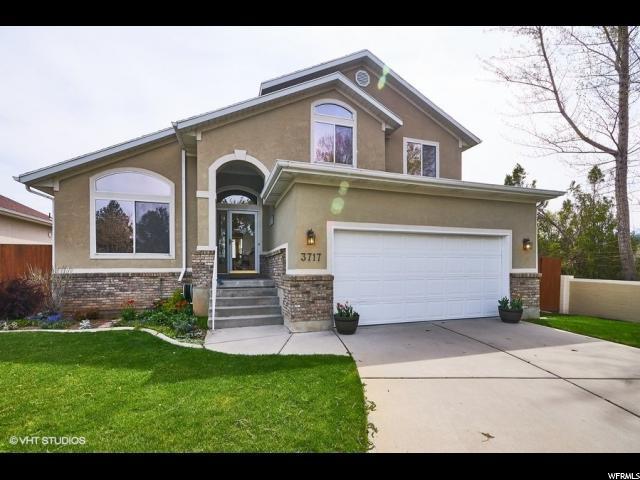 3717 S Europa Dr, Millcreek, UT 84106 (#1518990) :: Bustos Real Estate | Keller Williams Utah Realtors