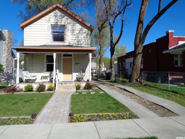821 S Blair E, Salt Lake City, UT 84111 (#1519087) :: Bustos Real Estate | Keller Williams Utah Realtors