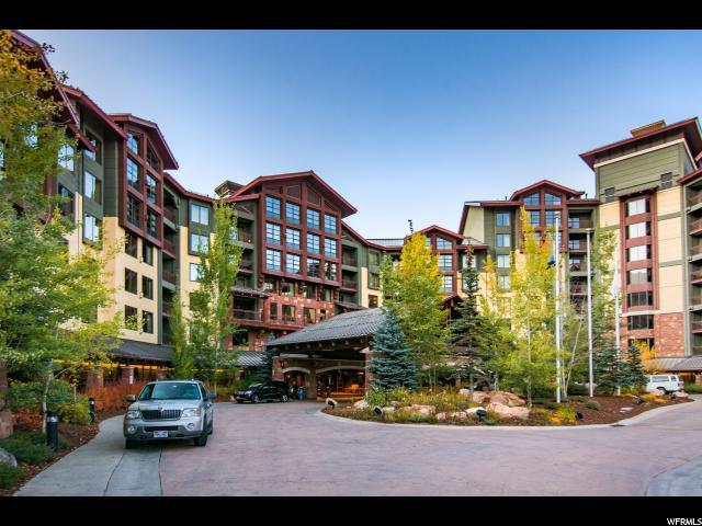 3855 N Grand Summit Dr 310-12, Park City, UT 84098 (#1519142) :: Red Sign Team