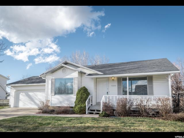 1265 Eastridge, Logan, UT 84321 (#1519567) :: Exit Realty Success