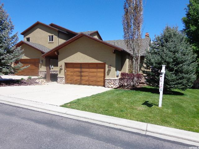 528 N Ranch Way E #12, Midway, UT 84049 (MLS #1519757) :: High Country Properties