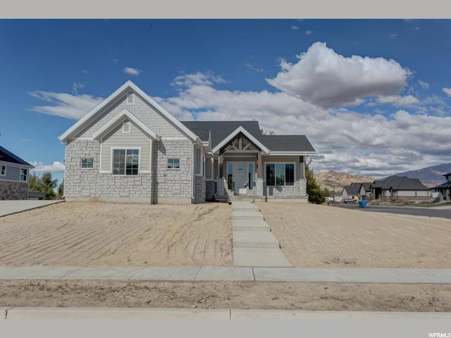 1722 W Timp Meadows Dr, Lehi, UT 84043 (#1520482) :: Big Key Real Estate