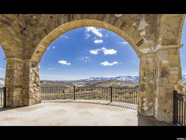 7501 N Promontory Ranch Rd, Park City, UT 84098 (MLS #1520859) :: High Country Properties
