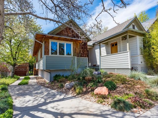269 N N St, Salt Lake City, UT 84103 (#1520963) :: Colemere Realty Associates