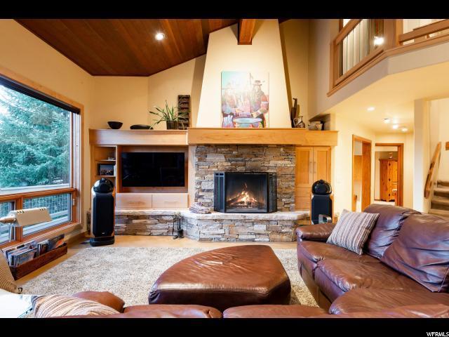 3065 Oak Rim Ln, Park City, UT 84060 (#1521103) :: Big Key Real Estate