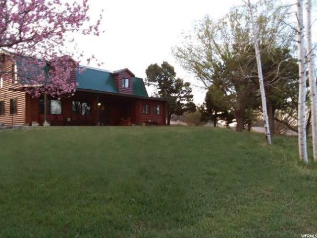 1017 E Clayhill Rd, Monticello, UT 84535 (#1521382) :: Big Key Real Estate