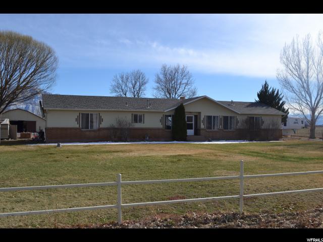 2450 E Sr 119, Richfield, UT 84701 (#1522054) :: Big Key Real Estate