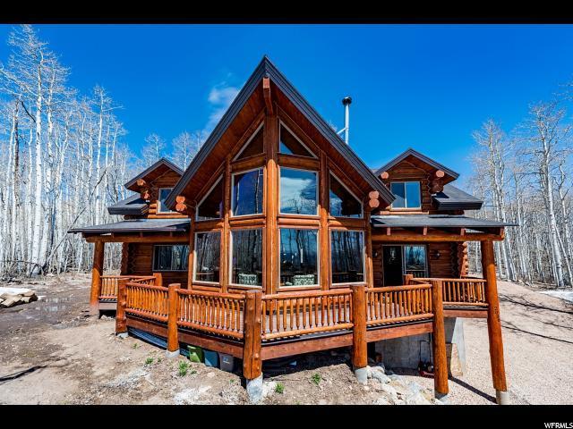 2036 Chipmunk Way, Wanship, UT 84017 (#1522140) :: Big Key Real Estate