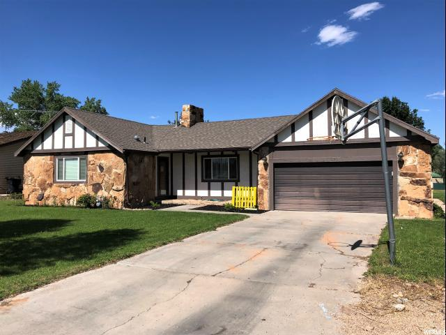 570 N Mason Cir, Roosevelt, UT 84066 (#1522549) :: Red Sign Team